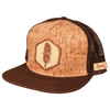 Doug Fir Inlay Trucker Cap - Rustek