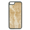PDX Map Engraved Phone Case