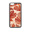 Jungle Flora Inlay iPhone 6+ Case - Rustek