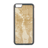PDX Map Engraved Iphone 6+ Case - Rustek