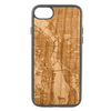 Rustek PDX Map Engraved Phone Case