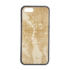 PDX Map Engraved Iphone 5/SE Case - Rustek