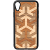 Axis Wood Inlay iPhone XR Case - Rustek