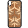 Axis Wood Inlay iPhone XR Case