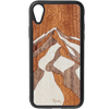 Mt. Hood Inlay iPhone XR Case - Rustek