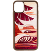 Sun Sets West Inlay iPhone 11 Case