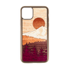 Timber Line Inlay iPhone 11 Pro Max Case - Rustek