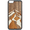 Mt. Hood Inlay iPhone 6+ Case - Rustek