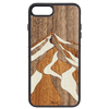 Mt. Hood Inlay iPhone 7+/8+ Case - Rustek