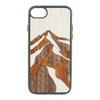 Mt. Hood Inlay iPhone SE Case - Rustek