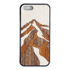 Mt. Hood Inlay iPhone 5/SE Case - Rustek
