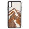 Mt. Hood Inlay iPhone XS Max Case - Rustek