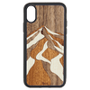 Mt. Hood Inlay iPhone X/XS Case - Rustek