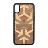 Axis Wood Inlay iPhone X/XS Case - Rustek