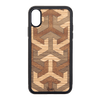Axis Wood Inlay iPhone XS Max Case - Rustek