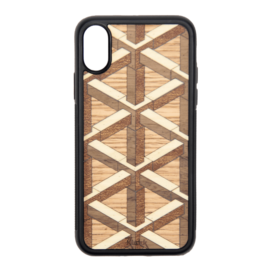 Rustek MC Inlay iPhone Case