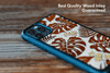 Jungle Flora Inlay iPhone X Case - Rustek