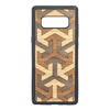 Axis Wood Inlay Samsung Galaxy Note 8 Case - Rustek