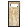 PDX Map Engraved Samsung Galaxy S10+ Case - Rustek