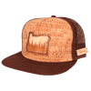 Oregon Treeline Inlay Trucker Cap - Rustek