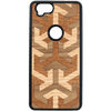 Axis Wood Inlay Google Pixel 2 Case