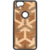 Axis Wood Inlay Google Pixel 3a Case