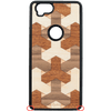 Weave Inlay Google Pixel 2 Case - Rustek