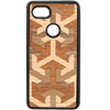 Axis Wood Inlay Google Pixel 3XL Case - Rustek