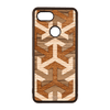 Axis Wood Inlay Google Pixel 3 Case - Rustek