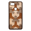 Weave Inlay Google Pixel 3 XL Case - Rustek