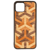 Axis Wood Inlay Google Pixel 4 Case - Rustek