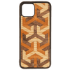 Axis Wood Inlay Google Pixel 4 Case