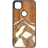 Mt. Hood Inlay Google Pixel 4a Case - Rustek