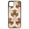 Weave Inlay Google Pixel 4XL Case - Rustek