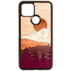 Timber Line Inlay Google Pixel 5 Case