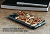 Rose City Inlay iPhone SE Case - Rustek