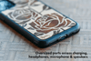 Rose City Inlay iPhone 11 Case - Rustek