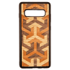 Axis Wood Inlay Samsung S10 Case - Rustek
