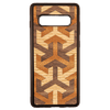 Axis Wood Inlay Samsung S10 Case