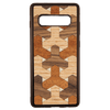 Weave Inlay Samsung Galaxy S10+ Case - Rustek
