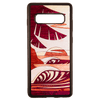Sun Sets West Inlay Samsung Galaxy S10+ Case - Rustek