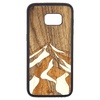 Mt. Hood Inlay Samsung Galaxy S7 Edge Case - Rustek