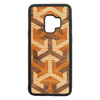 Axis Wood Inlay Samsung Galaxy S9 Case - Rustek