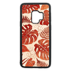 Jungle Flora Inlay Samsung Galaxy S9 Case - Rustek