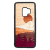 Timber Line Inlay Samsung S9 Case
