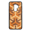 Axis Wood Inlay Samsung S9+ Case - Rustek