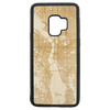 PDX Map Engraved Samsung Galaxy S9 Case - Rustek