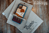 Timber Line Inlay iPhone 7+/8+ Case - Rustek