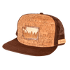 Washington Treeline Inlay Trucker Cap - Rustek