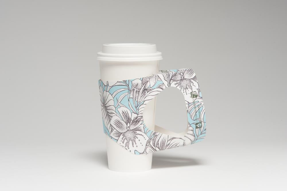 COFFEE SLEEVES <BR> FOR CAFES